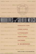 Cover of Narratives of Greater Mexico