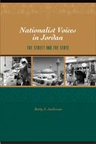 Cover of Nationalist Voices in Jordan