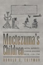 Cover of Moctezuma's Children