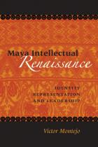 Cover of Maya Intellectual Renaissance