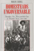 Cover of Homesteads Ungovernable