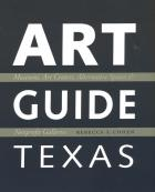 Cover of Art Guide Texas