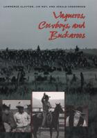 Cover of Vaqueros, Cowboys, and Buckaroos