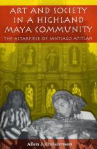 Cover of Art and Society in a Highland Maya Community