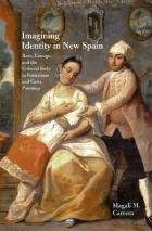 Cover of Imagining Identity in New Spain