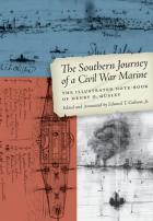 Cover of The Southern Journey of a Civil War Marine