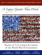 Cover of A Legacy Greater Than Words