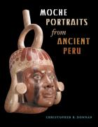 Cover of Moche Portraits from Ancient Peru