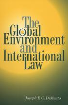 Cover of The Global Environment and International Law