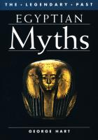 Cover of Egyptian Myths