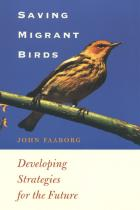 Cover of Saving Migrant Birds