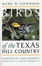 Cover of Birds of the Texas Hill Country