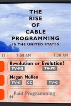 Cover of The Rise of Cable Programming in the United States