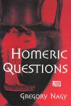 Cover of Homeric Questions