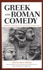 Cover of Greek and Roman Comedy
