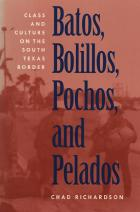 Cover of Batos, Bolillos, Pochos, and Pelados