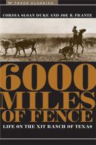Cover of 6000 Miles of Fence