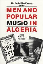 Cover of Men and Popular Music in Algeria