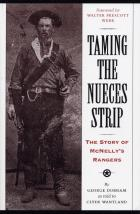 Cover of Taming the Nueces Strip