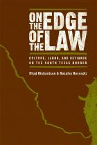 Cover of On the Edge of the Law