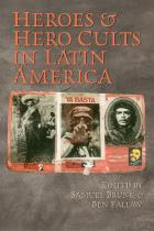 Cover of Heroes and Hero Cults in Latin America