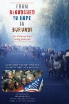Cover of From Bloodshed to Hope in Burundi