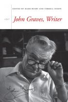 Cover of John Graves, Writer