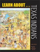 Cover of Learn about . . . Texas Indians