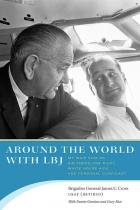 Cover of Around the World with LBJ