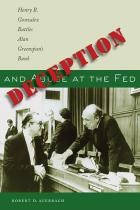 Cover of Deception and Abuse at the Fed