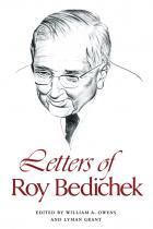 Cover of Letters of Roy Bedichek