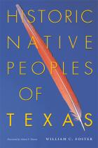 Cover of Historic Native Peoples of Texas