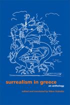 Cover of Surrealism in Greece