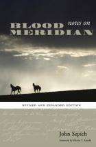 Cover of Notes on Blood Meridian