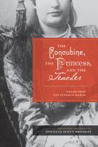 Cover of The Concubine, the Princess, and the Teacher