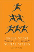 Cover of Greek Sport and Social Status