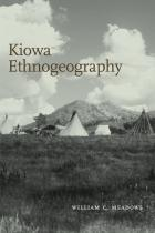 Cover of Kiowa Ethnogeography
