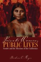 Cover of Private Women, Public Lives