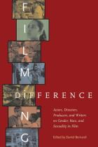 Cover of Filming Difference