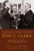 Cover of Supreme Court Justice Tom C. Clark