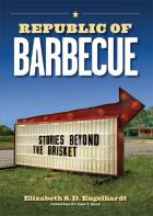Cover of Republic of Barbecue