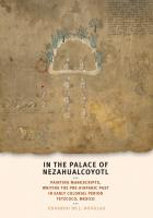Cover of In the Palace of Nezahualcoyotl
