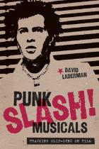 Cover of Punk Slash! Musicals