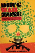Cover of Drug War Zone