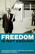 Cover of Freedom Is Not Enough
