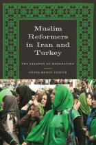 Cover of Muslim Reformers in Iran and Turkey