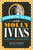Cover of Stirring It Up with Molly Ivins