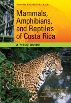 Cover of Mammals, Amphibians, and Reptiles of Costa Rica