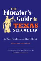Cover of The Educator's Guide to Texas School Law