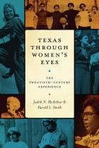 Cover of Texas Through Women's Eyes